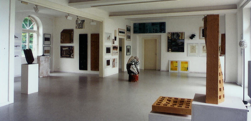 Benefizausstellung 2001